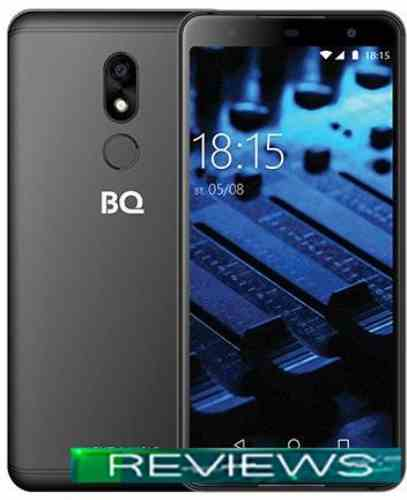 BQ-Mobile BQ-5707G Next Music (черный)