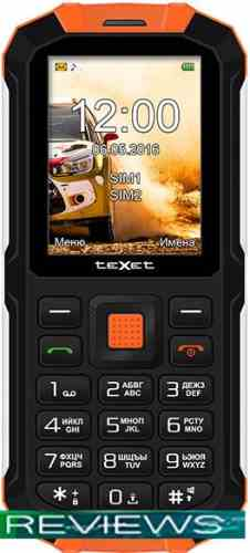 TeXet TM-501R Orange