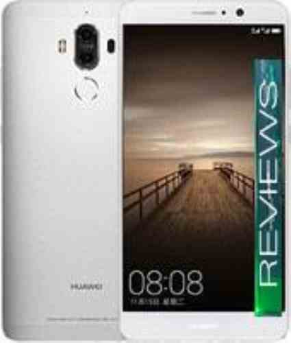 Huawei Mate 9 Moonlight Silver MHA-L09