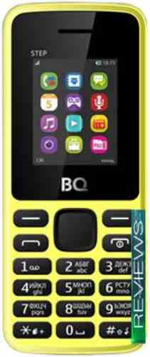BQ-Mobile Step Yellow BQM-1830