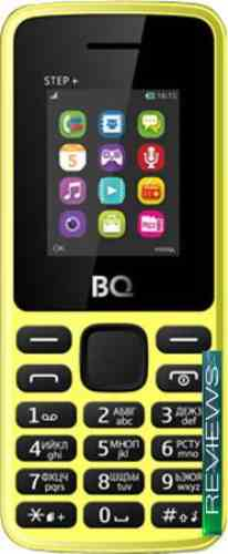 BQ-Mobile Step Yellow BQM-1831