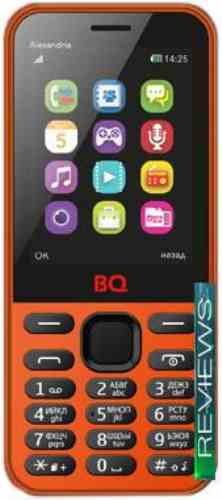 BQ-Mobile Alexandria Orange BQM-2800