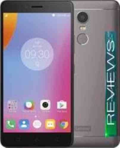 Lenovo K6 Note Dark Grey K53a48