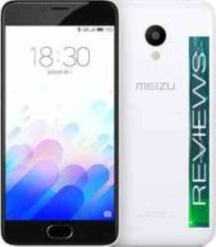 MEIZU M3 16GB White