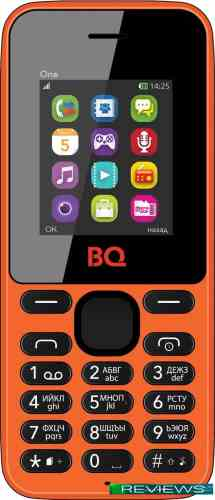 BQ-Mobile One Orange BQM-1828