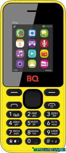 BQ-Mobile One Yellow BQM-1828