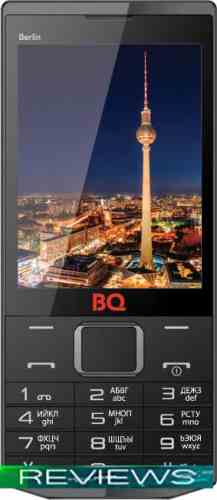 BQ-Mobile Berlin Black BQM-3200