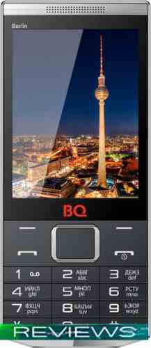 BQ-Mobile Berlin Grey BQM-3200