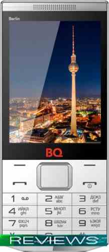 BQ-Mobile Berlin White BQM-3200