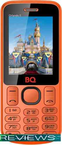 BQ-Mobile Orlando II Orange BQM-2403