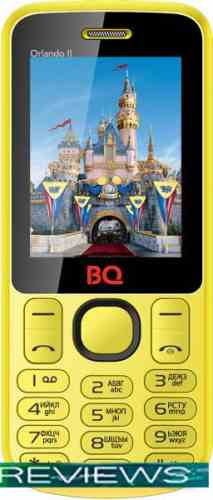 BQ-Mobile Orlando II Yellow BQM-2403