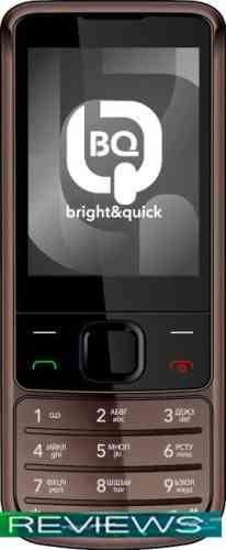 BQ-Mobile Nokianvirta Brown BQM-2267