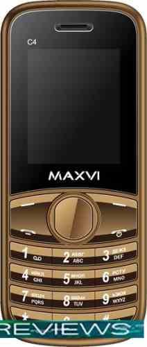 Maxvi C4 Brown