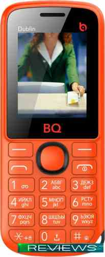 BQ-Mobile Dublin (BQM-1818) Orange