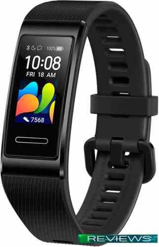 Фитнес-браслет Huawei Band 4 Pro (графитовый черный)