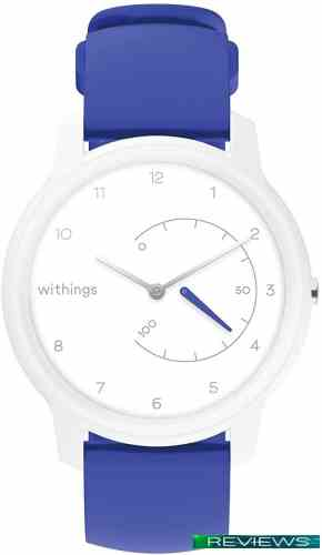 Withings Move (белый/синий)