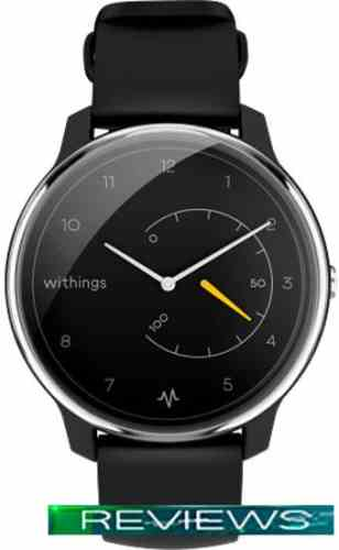 Withings Move ECG (черный)