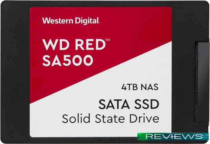 WD Red SA500 NAS 500GB WDS500G1R0A