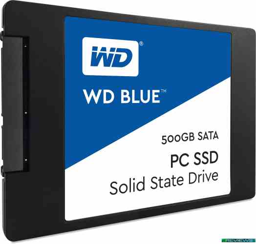 WD Blue PC 500GB WDBNCE5000PNC