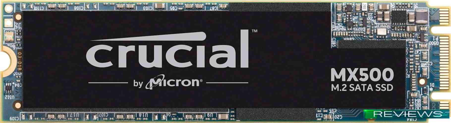 Crucial MX500 500GB CT500MX500SSD4