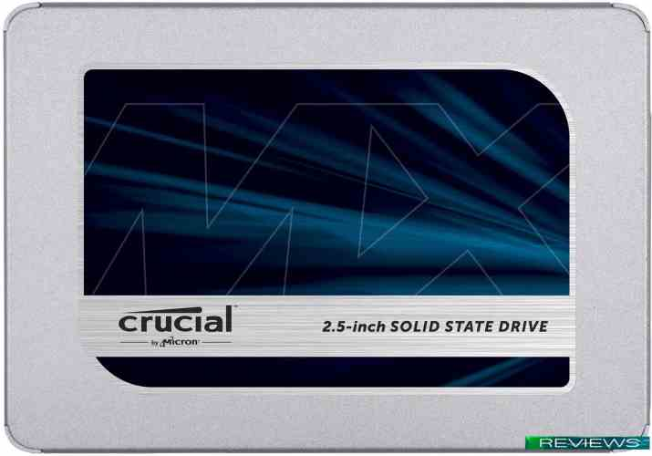 Crucial MX500 500GB CT500MX500SSD1