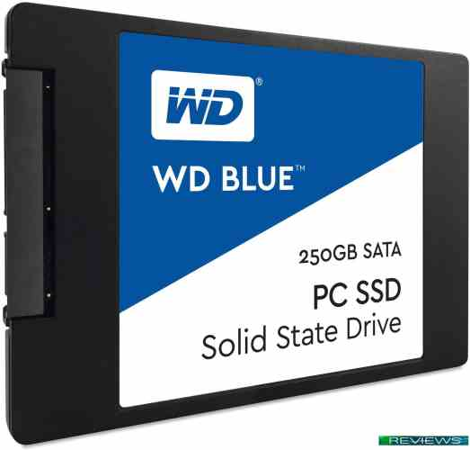 WD Blue 250GB WDS250G1B0A