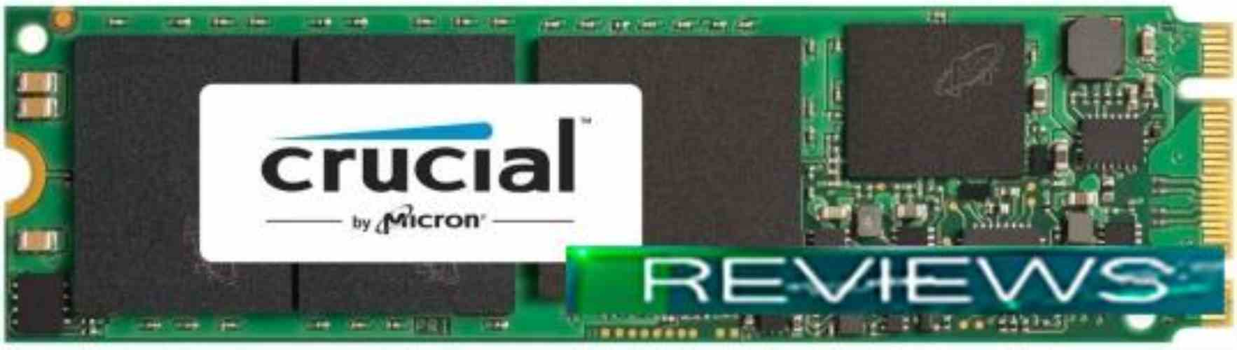 Crucial MX200 500GB (CT500MX200SSD4)