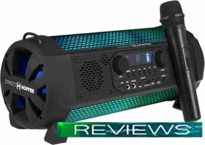 Soundstream Street Hopper 6 Plus (с микрофоном)