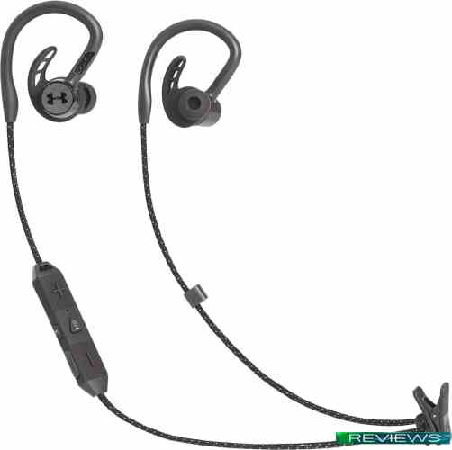 JBL Under Armour Sport Wireless Pivot (черный)