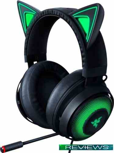 Razer Kraken Kitty (черный)