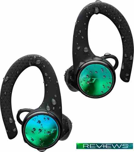 Plantronics BackBeat FIT 3200 (черный)