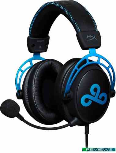 HyperX Cloud Alpha Cloud9 Edition