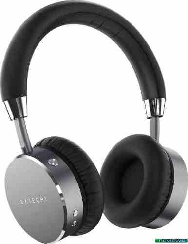 Satechi Aluminum Wireless Headphones (космический серый)