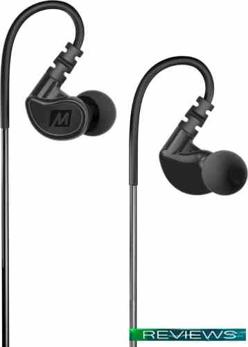 MEE audio M6 G2 (черный)