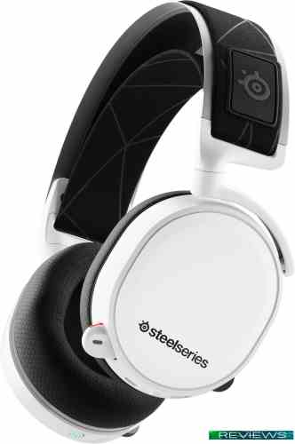 SteelSeries Arctis 7 2019 Edition (белый)