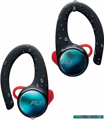 Plantronics BackBeat FIT 3100 (черный)