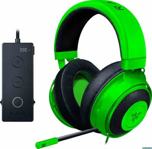 Razer Kraken Tournament Edition (зеленый)