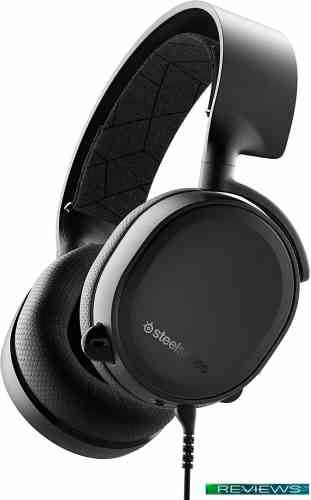 SteelSeries Arctis 3 2019 Edition (черный)