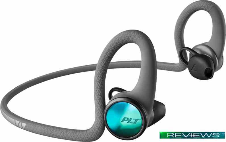 Plantronics BackBeat FIT 2100 (серый)