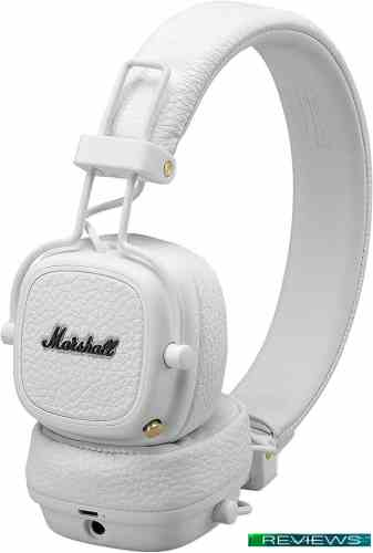 Marshall Major III Bluetooth (белый)