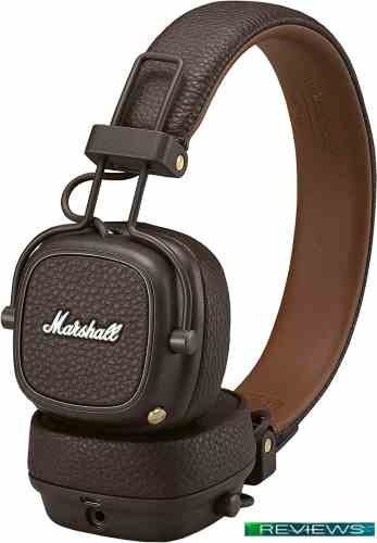 Marshall Major III Bluetooth (коричневый)