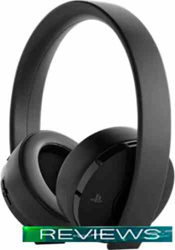 Sony Gold Wireless (черный)