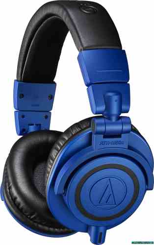 Audio-Technica ATH-M50x Limited Edition (синий)