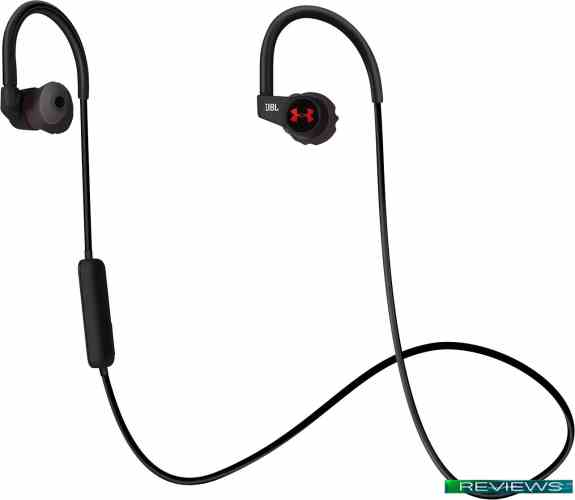 JBL Under Armour Sport Wireless Heart Rate (черный)