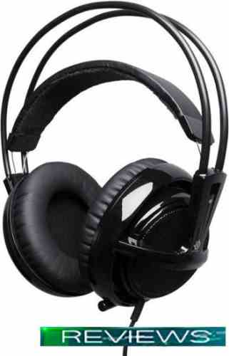 SteelSeries Siberia V2 Full-Size Headset (черный)