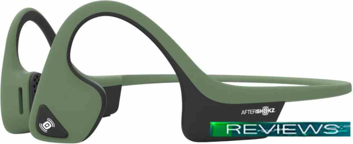 AfterShokz Trekz Air (зеленый)