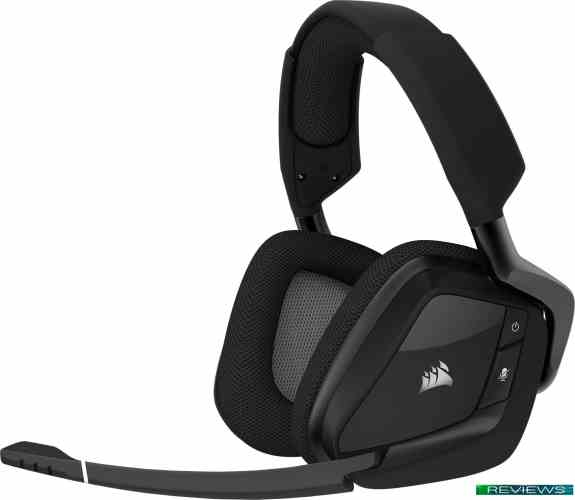 Corsair VOID Pro RGB Wireless (черный)