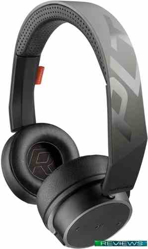 Plantronics BackBeat Fit 505 (черный)