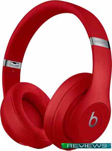 Beats Studio3 Wireless (красный)