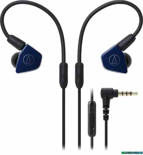 Audio-Technica ATH-LS50iS (синий)